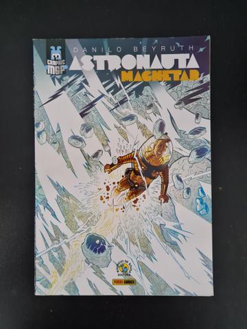 Graphic novel msp astronauta magnetar