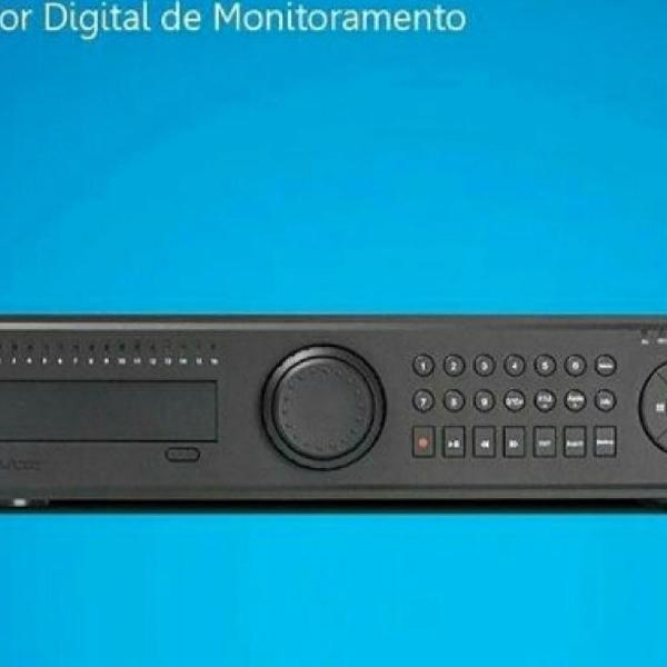 Gravador digital tec voz 32 canais td 2432md