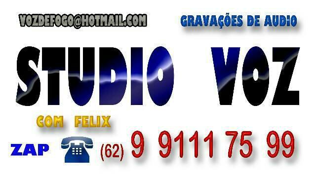 Gravações de audio propaganda vinhetas 15 reais