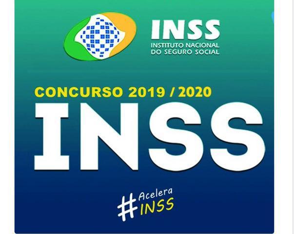 Inss - curso para tecnico se seguro social (nível médio)