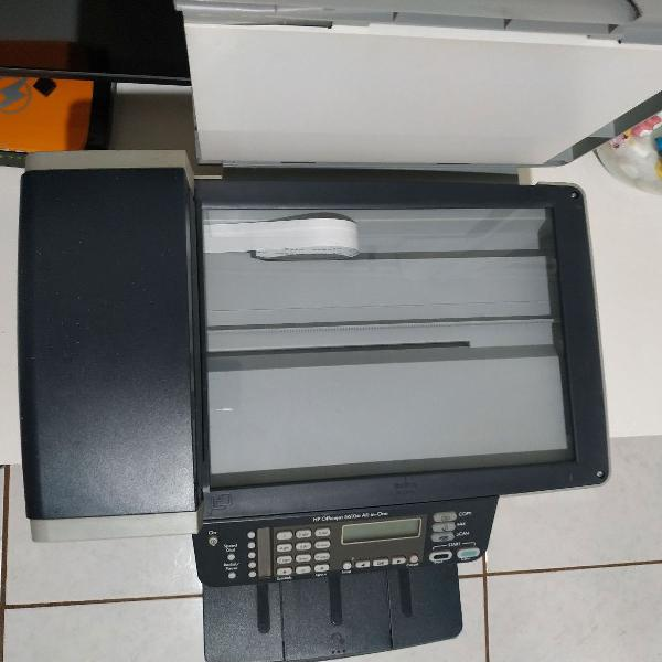Impressora hp officejet 5610xi all-in-one