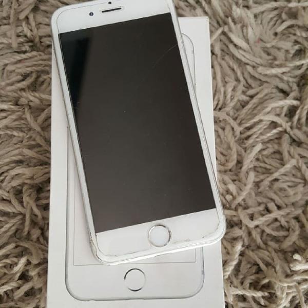 Iphone 6 16gb cinza/prata original