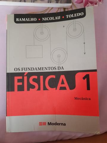 Livro de física (ramalho, nicolau e toledo)