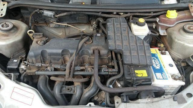 Motor completo ford zetec rocan 1.0 ano 2004