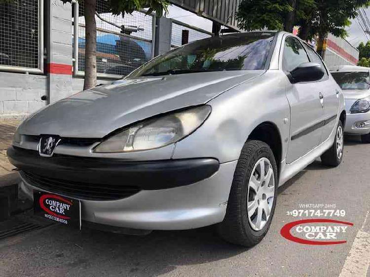 Peugeot 206 selection/ sensation 1.0 16v 5p