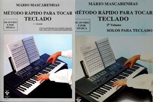 Piano teclado órgão