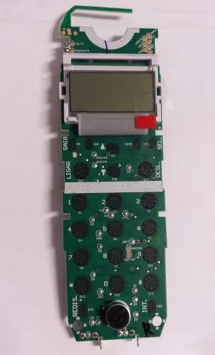 Placa monofone portatil telefone intelbras ts3111 3112 3113