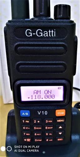 Radio Aviação Am/fm Dual Band Pronta Entrega