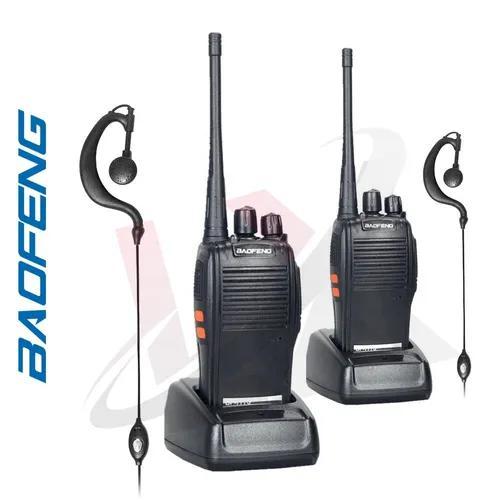 Rádio comunicador baofeng 777s alcance 12km 16 can