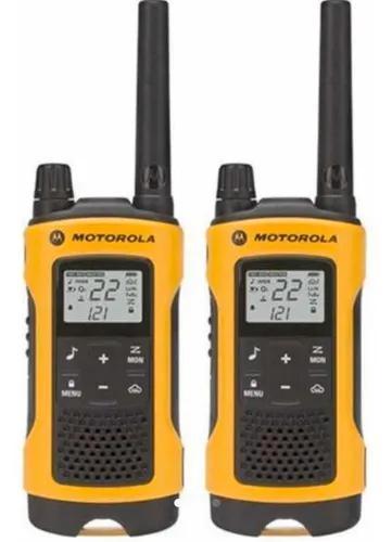 Rádio comunicador talkabout motorola t400mc
