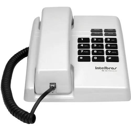 Telefone com fio tc50 pr
