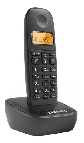 Telefone fixo intelbrás ts 2510 s