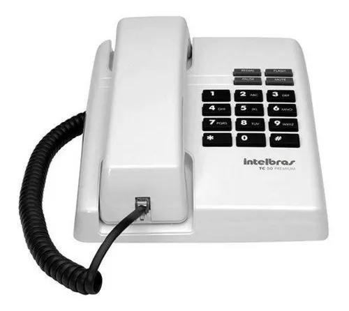 Telefone intelbras com fio pr