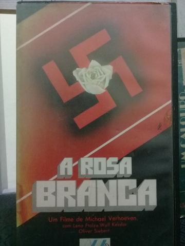 Vhs A Rosa Branca - Die Weisse Rose