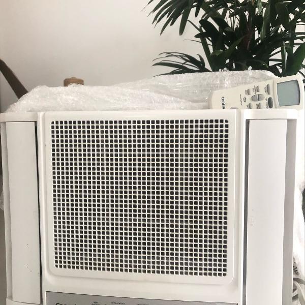 Ar condicionado de janela, quente e frio, cônsul 127v