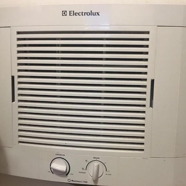 Ar condicionado janela electrolux