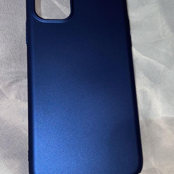 Capinha azul iphone 11normal