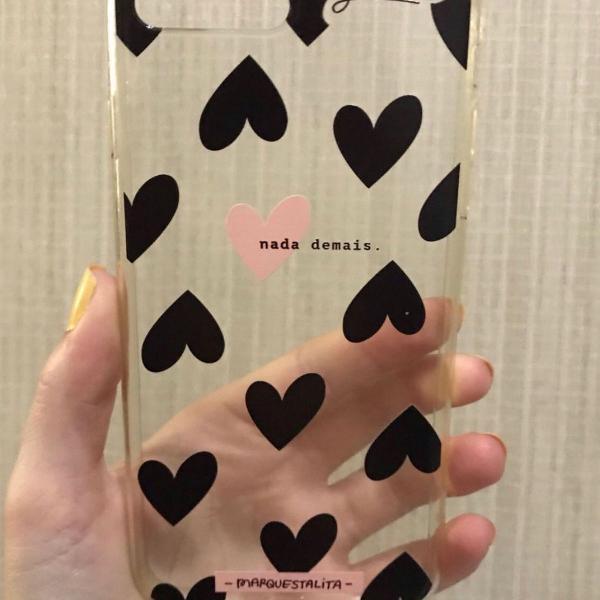 Capinha / case iphone 7 8 plus