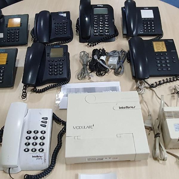 Central telefonica intelbras