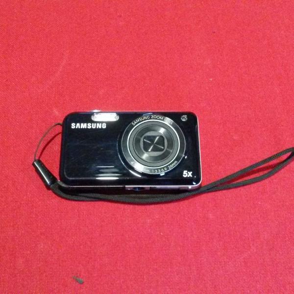 Câmera digital samsung pl120 ( faz selfie)