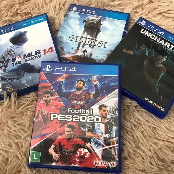 combo ps4 leve 4 e pague 2