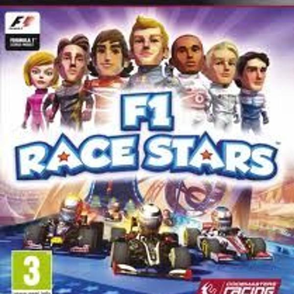 F1 race star ps3 psn jogo digital envio imediato