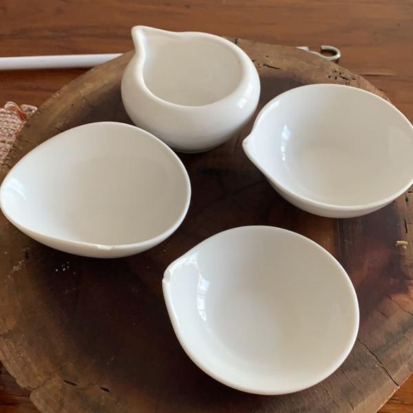 Jogo de porcelana
