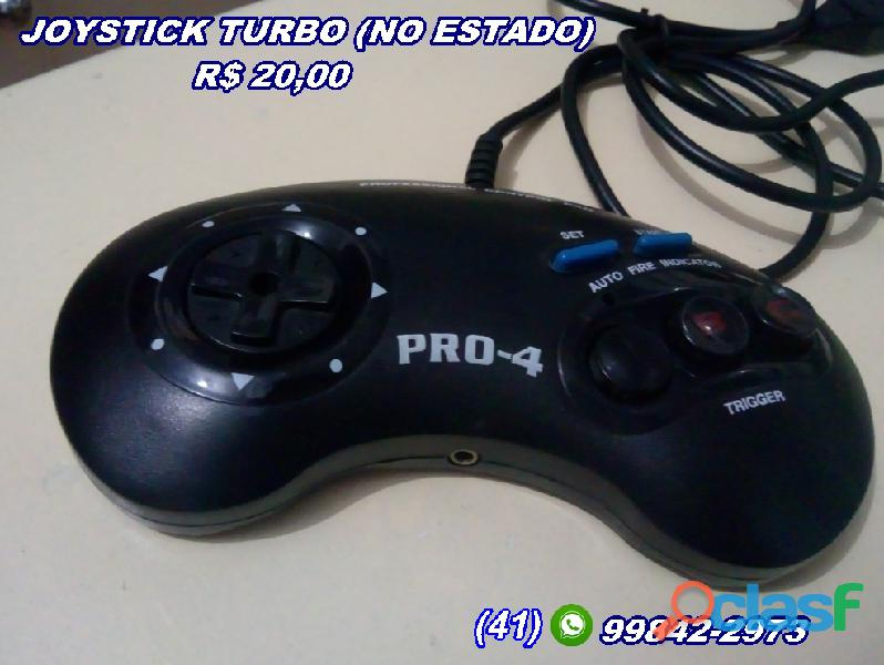 Joystick turbo (no estado)