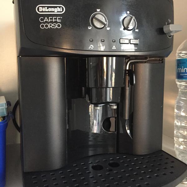 Maquina de café corso delonghi