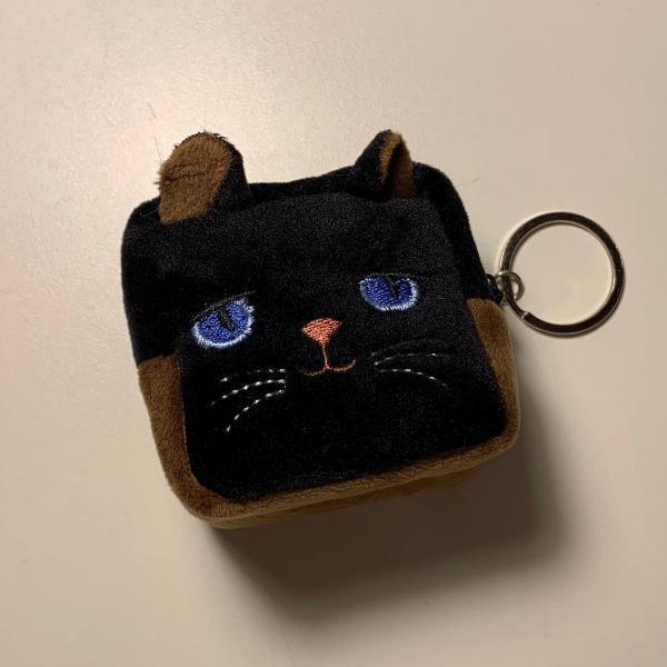 Porta moedas gatinho