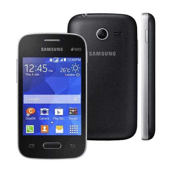 Smartphone samsung galaxy pocket 2 duos - funcionando
