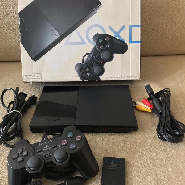 Sony playstation 2 - ps2