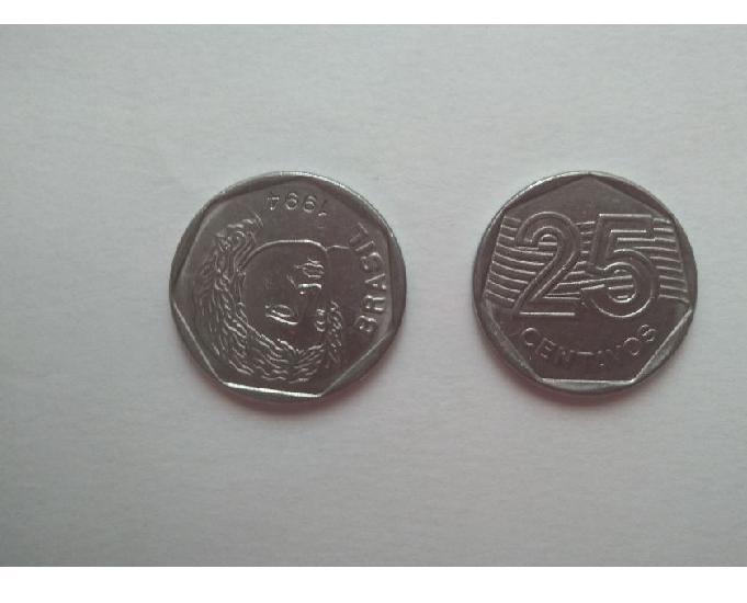 vendo 2 moedas Reverso Invertido de 1994