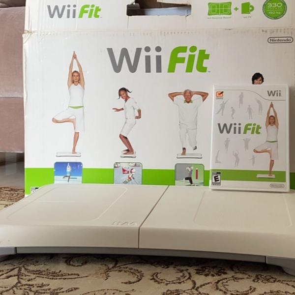 Wii fit + wii balance board