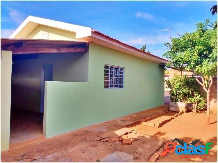 Casa à venda 2 dormitórios em cosmópolis sp - cod. 00009