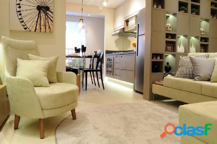 Apartamento ipiranga 2 dormitórios 1 vaga 45 m²