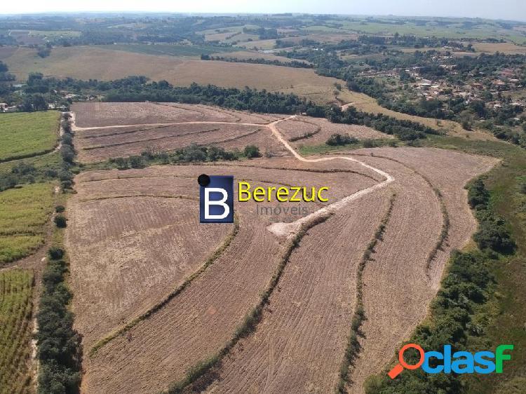 Áreas rurais a partir de 20.000 m² - elias fausto/sp