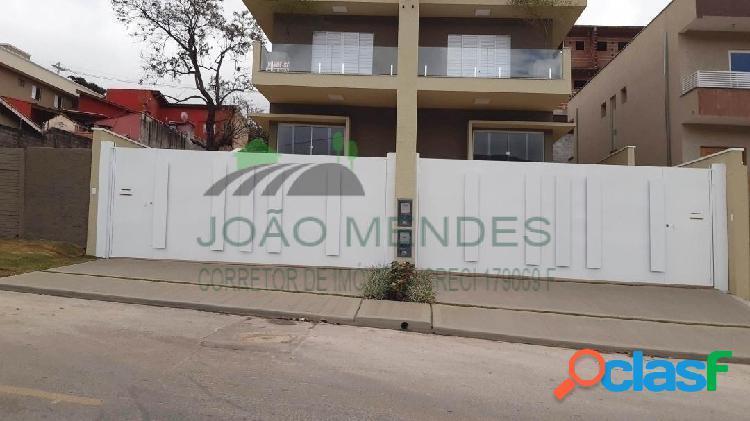 Casa nova á venda, no jd. maristela em atibaia/sp.