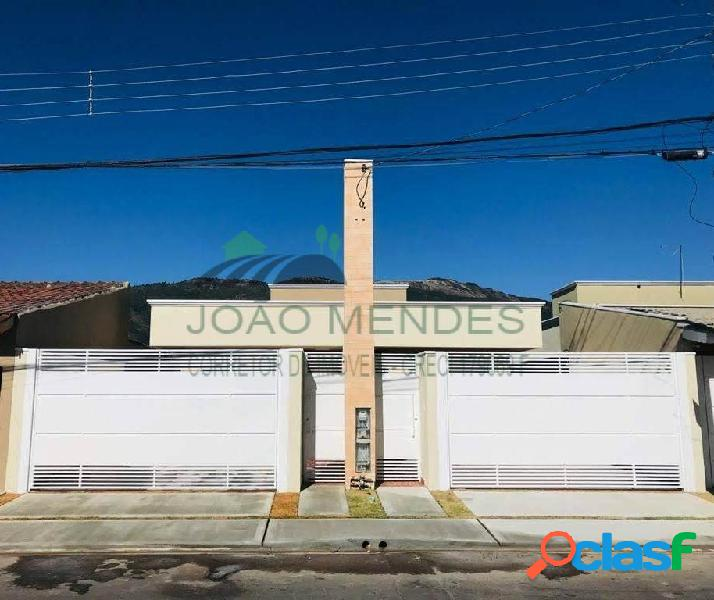 Casa nova á venda no jd. maristela em atibaia/sp.