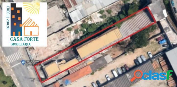 Galpão à venda, 1.000 m² por r$ 2.230.000 sacomã - são paulo/sp