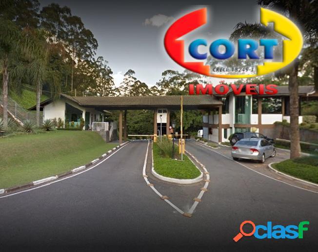 Terreno ideal para construção à venda no condomínio arujá hill's i e ii!!!