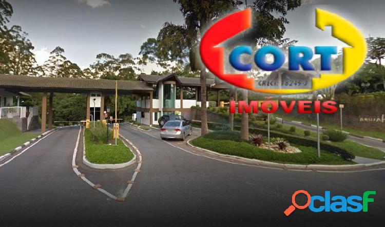 Terreno ideal para construção à venda no condomínio Arujá Hill's I e II!!! 1