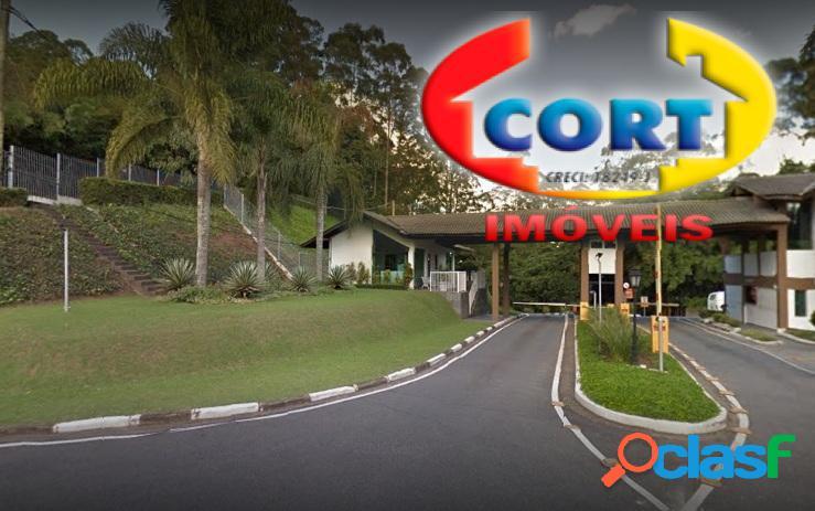 Terreno ideal para construção à venda no condomínio Arujá Hill's I e II!!! 2
