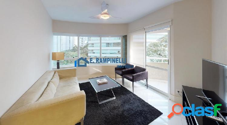 Lindo apartamento decorado e mobiliado em perdizes