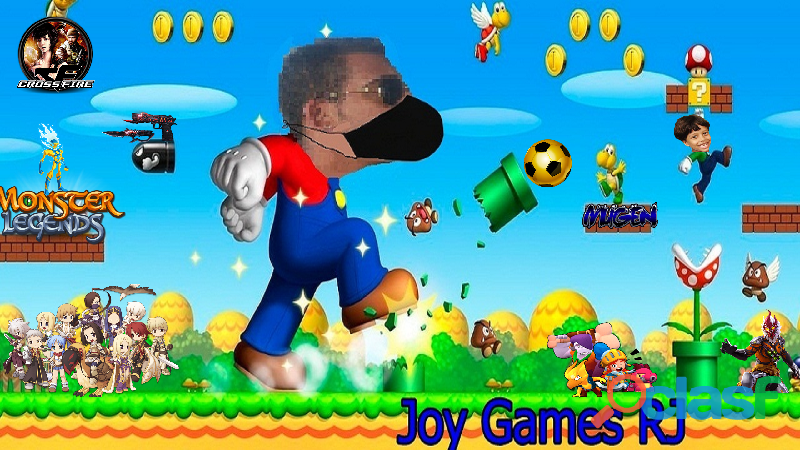 Jogos de todas as plataformas
