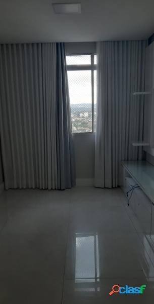 Apartamento com 3 dorms em contagem - santa cruz industrial por 395 mil à venda