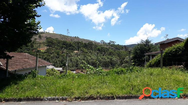 Terreno - Venda - Campos do Jordao - SP - Recanto Dubieux
