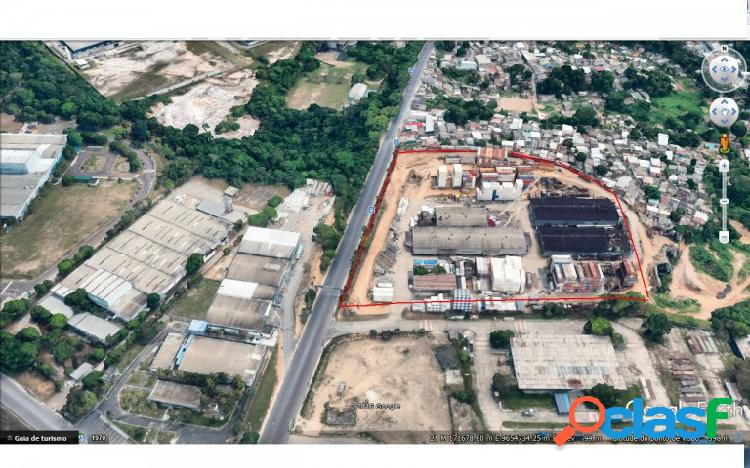 Terreno - Aluguel - Manaus - AM - DISTRITO 1)