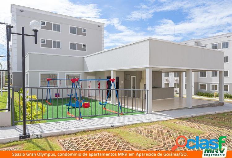 Apartamento - venda - aparecida de goiã¢nia - go - chácaras bela vista