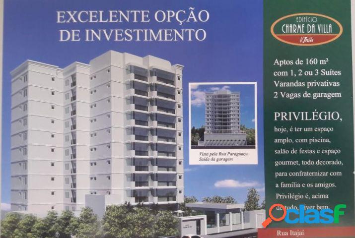 Apartamento - venda - passos - mg - vila rica
